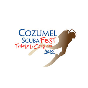 Jorge-Carlos-Alvarez-CozumelScubaFest-Logo